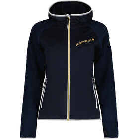 Icepeak Dahlen Midlayer Jacket Women, blauw